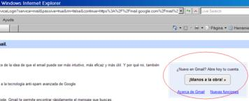 gmail - google reader darse de alta