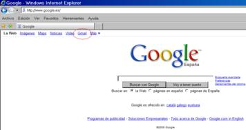 gmail googlereader darse de alta